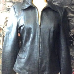 Anonymous by John Carlisle leather jacket